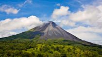 Arenal Volcano Hiking Tour with Hot Springs, La Fortuna, Hiking & Camping