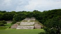 Belize City Shore Excursion: City Tour with Altun Ha Mayan Temples, Belize City, Helicopter Tours