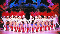 Moulin Rouge Paris: New Year's Eve Dinner and Show, Paris, Cabaret