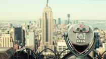 New York City Hop-on Hop-off Tour, Shopping and Top of the Rock , New York City, Hop-on Hop-off ...