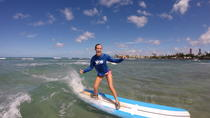 Oahu Shore Excursion: Small-Group or Private Surfing or Stand-Up Paddleboard Lesson, Oahu