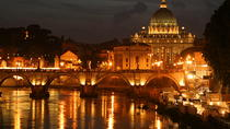 Panoramic Rome by Night Tour, Rome, Bus & Minivan Tours
