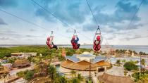 Ventura Park Unlimited Pack Admission Ticket, Cancun