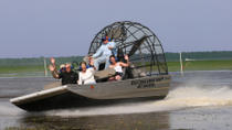 Florida Everglades Swamp Tour and Airboat Ride from Orlando, Orlando, Swim with Dolphins