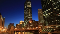 Halloween-Bootstour durch Chicago, Chicago, Night Cruises
