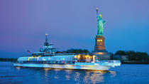 Middagskryssning på Bateaux New York, New York City, Dinner Cruises