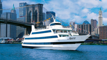 Nueva York: crucero con cena bufé, New York City, Night Cruises