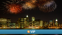 Viator VIP: Exklusive New York Silvester-Luxus-Bootsfahrt mit Dinner, New York City