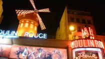 Eiffel Tower, Paris Cabaret Show and Seine River Cruise, Paris, Hop-on Hop-off Tours