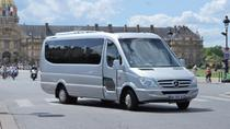 Paris to Versailles Round-Trip Shuttle Transfer by Luxury Minibus, Paris