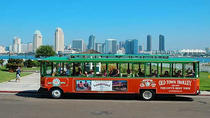 San Diego Tour: Hop-on Hop-off Trolley, San Diego
