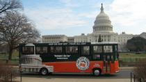 Washington DC Hop-on Hop-off Trolley Tour, Washington DC, Bike & Mountain Bike Tours