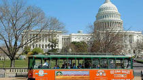 Washington DC Hop-on Hop-off Trolley Tour, Washington DC