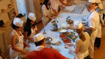 Florence Super Saver: Wine and Olive Oil Tasting Plus Gelato and Pizza Cooking Class, Florence, ...