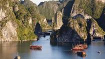 Halong Bay Small Group Adventure Tour including Cruise from Hanoi, Hanoi, null