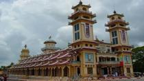 Small-Group Day Trip to Cao Dai Temple and Cu Chi Tunnels from Ho Chi Minh City, Ho Chi Minh City, ...