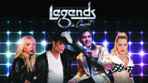 Legends in Concert im Flamingo Las Vegas Hotel und Casino, Las Vegas