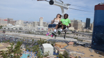 VOODOO Zipline at The Rio Hotel and Casino, Las Vegas, Ziplines