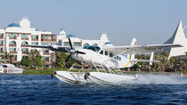 Dubai Sunrise Seaplane Flight Including Dubai Creek Abra Boat Ride and City Sightseeing, Dubai