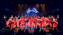 Lido de Paris Dinner and Show, Paris, Cabaret
