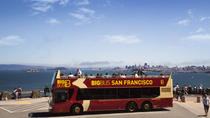 Big Bus San Francisco-Besichtigungstouren und Alcatraz Kombi, San Francisco