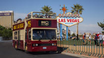 Circuit en « Big Bus » à arrêts multiples à Las Vegas, Las Vegas, Hop-on Hop-off ...