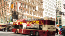 Circuit en « Big Bus » à arrêts multiples à New York, New York