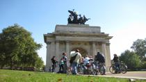 London Super Saver: Royal London Bike Tour plus Evening Walking Tour with Fish and Chips Dinner,...