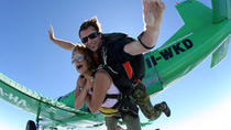 Reef and Rainforest Tandem Sky Dive in Cairns, Cairns & the Tropical North