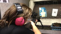 Viator Exclusive: Las Vegas Gun Store and Firing Range Package, Las Vegas