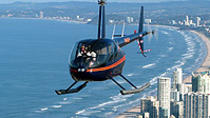 Gold Coast Helicopter Flight and Jet Boat Ride, Gold Coast