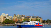Seattle to Victoria Ferry: One-Way and Roundtrip Tickets, Seattle, Day Trips