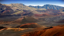 Kahului Shore Excursion: Haleakala Crater Adventure Tour, Maui
