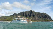 Kaneohe Bay Cruise by Catamaran on Oahu, Oahu, Air Tours