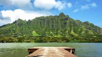 Kualoa Ranch Ancient Hawaiian Fishpond and Tropical Gardens Tour, Oahu, Day Cruises