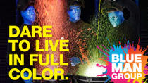 Blue Man Group at Monte Carlo Resort and Casino, Las Vegas, Theater, Shows & Musicals