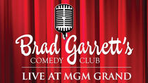 Brad Garrett's Comedy Club at MGM Grand Hotel and Casino, Las Vegas, Attraction Tickets