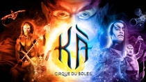 KÀ™ by Cirque du Soleil® at the MGM Grand Hotel and Casino, Las Vegas, Theater, Shows & ...