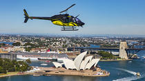 20-Minute Sydney Harbour and Coastal Shared Helicopter Tour, Sydney, Helicopter Tours