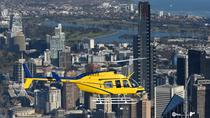 Melbourne Helicopter Tour: Super-Saver Scenic Flight, Melbourne