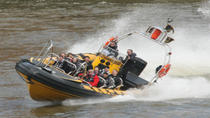 River Thames High-Speed Cruise, London, Bus & Minivan Tours