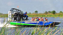 Florida Everglades Airboat Adventure and Wildlife Encounter Ticket, Fort Lauderdale, Dinner Theater