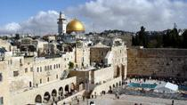 Ashdod Shore Excursion: Private Jerusalem Tour Including Western Wall, Jerusalem