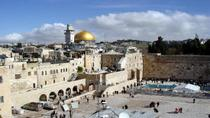 Jerusalem Half Day Tour: Dome of the Rock and Western Wall, Jerusalem, Day Trips