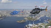 Stockholm City Helicopter Tour Including Optional Archipelago Upgrade, Stockholm