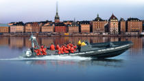 Stockholm RIB Sightseeing Cruise, Stockholm, Jet Boats & Speed Boats