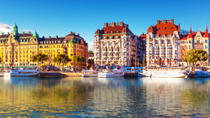 Stockholm Shore Excursion: RIB Sightseeing Cruise of Stockholm, Stockholm, Ports of Call Tours