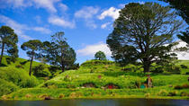 Waitomo Caves and The Lord of the Rings Hobbiton Movie Set Tour from Auckland with Private ...