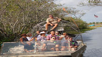 Miami Super Saver: Everglades Airboat Adventure and Miami City Tour, Miami, Airboat Tours