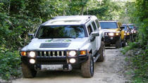 All-Inclusive Self-Drive Hummer Tour: Snorkeling, Ziplining and Interactive Zoo, Cancun, null